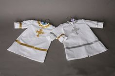 Personalized Baptism Christening baby cotton shirt  hite by llemio, $45.00