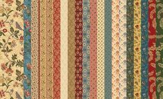 Georgetown Fabric Collection