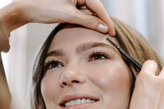 Get The Look: Natural + Bold Brow