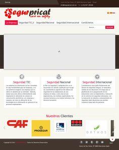 The website 'http://segurpricat.com.es' courtesy of @Pinstamatic (http://pinstamatic.com) Segurpricat @juliansafety   Consultoria de Seguridad Safety Segurpricat Consulting nacional e internacional.Planes de seguridad y autoprotección http://segurpricat.com.es  Pau Claris 97 Barcelona Spain http://segurpricat.com.es/es/canal-de-videos   #siseguridad #segurpricat #juliansafety http://www.segurpricat.com.es via @url2pin http://segurpricat.eu