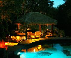 tiki pool yards - Google Search