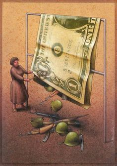 'Money' by Pawel Kuczynski