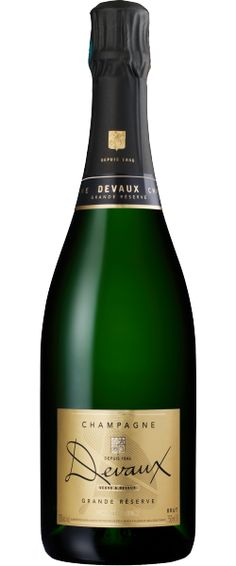 Champagne Devaux Grande Réserve Brut (N/M, N/V)