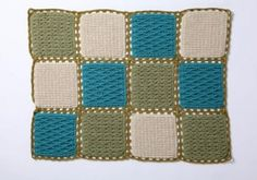 12 Great Methods for Joining #Crochet Afghan Square and Blocks! ~ **Free Written Instructions**