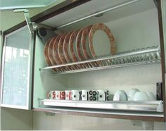 dish drainer over the sink - Pesquisa Google