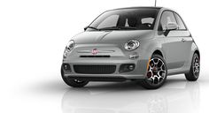 2012 FIAT 500! Rode in one yesterday and now I want one really really bad