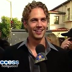 Paul at The Fast and Furious LA Premiere