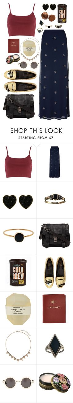 """""""Gypsy?"""" by milo-hipster ❤ liked on Polyvore featuring River Island, Monsoon, Miso, 7 For All Mankind, Ginette NY, Proenza Schouler, Chiara Ferragni, Pelle, FOSSIL and Topshop"""