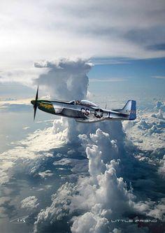 P-51 - MUSTANG