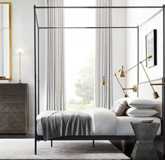 Looking for chic fall decorations? Restoration Hardware just released their new season collection and it's so good. Moody vibes with luxe comfort.