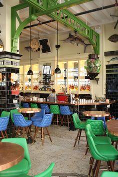 The John Dory Oyster Bar | New York