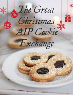 | The Great Christmas AIP Cookie Exchange! | http://asquirrelinthekitchen.com