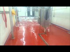 Meat Processing Plant Flooring