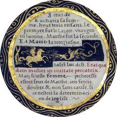 François Rochefort - La vie de la belle et clere Magdalene (c. 1501)