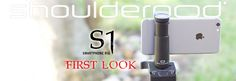 FirstLook: Shoulderpod S1 Smartphone RIG  Have an iPhone 6+ Rig with a pistol grip and tripod mounts for around $30 bucks. Join us for our firstlook and review of the S1 Smartphone Rig by Shoulderpod  http://www.lifewithtech.net/blog/firstlook-shoulderpod-s1