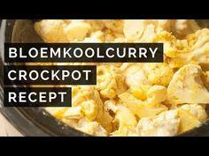 Bloemkoolcurry met kip en ananas (inc filmpje) - LoveFitFood