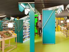 The Cool Hunter - Mini M Grocery Shop, Toulouse University, France