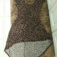 Forever 21 cheetah dress Fashionable cheetah dress Forever 21 Dresses