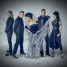 Evanescence Synthesis Heavy Metal, Ben Moody, Amy Lee Evanescence, Before The Dawn, Lee Know, Actor Model, Rock Bands, Snow White, Singer