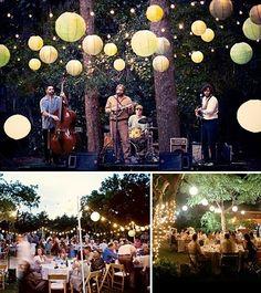 Perfect Backyard Weddings