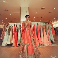 Luxury Indian Lehenga Dresses For Brides 6
