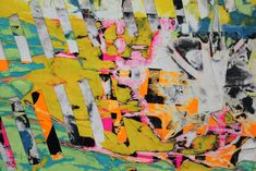 Abstract Poetic: New Collages by Mark Bradford at Sikkema Jenkins