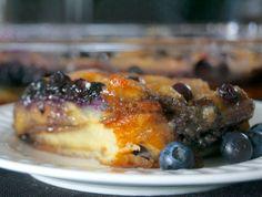 Baked Blueberry Waffles - 365 Days of Baking