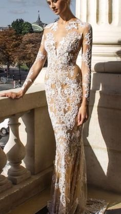 Zuhair Murad.  Dream: see one of his shows and wear a Zuhair Murad gown at my wedding or any other event I possibly can