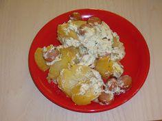 Maszatkonyha: Angol rakott krumpli Eggs, Breakfast, Food, Morning Coffee, Essen, Egg, Meals, Yemek, Egg As Food