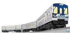 M7 Subway Train Set w/Sound & LionChief Remote -- Metro-North-1