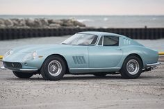 This 1965 Ferrari 275 GTB by Scaglietti was sold by RM Sotheby's for US$2.11m.