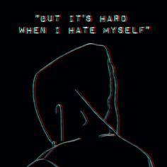 Hate myself_ NF