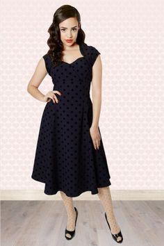 Collectif Clothing Regina Doll Swing Dress 102 39 13617 20140715 1