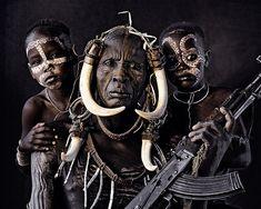 Jimmy Nelson retrata a las últimas tribus de la tierra antes de que desaparezcan | FuriaMag | Arts Magazine