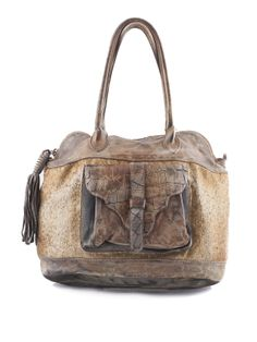 Caterina Lucchi Handbag Leather