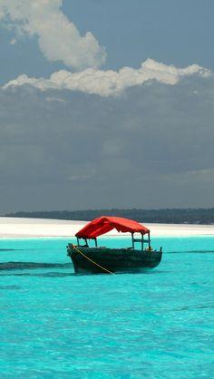 Indian Ocean, Zanzibar, Tanzania