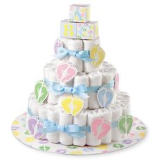 Wilton Diaper Cake Kit | Overstock.com Shopping - The Best Deals on Baby Crafts