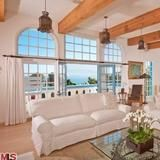 Just steps from the beach, Pierce Brosnan's Mediterranean-style home is  on the market .
