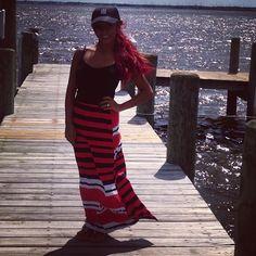 Nicole Snooki Polizzi - Summer Lovin' Snooki And Jwoww, Nicole Snooki, Nicole Polizzi, Celebrity Couples, Famous People, Celebrities, Skirts, Summer, Image