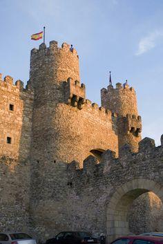 Castillo de Sigüenza o de los Obispos, Siguenza, España