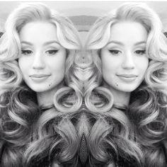 hairstyle, big curls