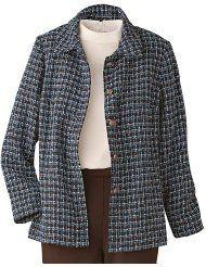 National Carolina Boucle Jacket