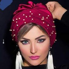 Hijab Dp, Turbans, Headbands, Hair Styles, Crochet, Floral, Summer, Accessories, Fashion