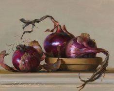Jeffrey T Larson ~ purple onions