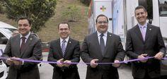 Al reconocer a Radiotelevisión de Veracruz como una empresa pública líder, capaz de competir con televisoras comerciales, el gobernador Javier Duarte de Ochoa entregó equipos con tecnología de punta y cortó el listón inaugural de la unidad móvil HD Coatzacoalcos.