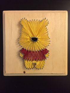 Dragonfly String Art Order From Kiwistrings On Etsy