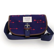 english arrow saddle crossbody.