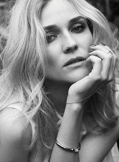 "Duchess Dior: ""What Lies Beneath"" Diane Kruger for ELLE Canada September 2015"