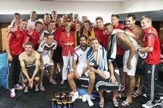 Germany National Football Team  Angela Merkel
