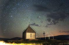 Night sky Photo by Natia Tsuleiskiri -- National Geographic Your Shot
